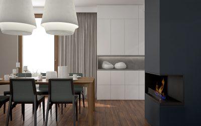 Jak wprowadzić kolor do kuchni? Doradza projektant wnętrz z Krakowa